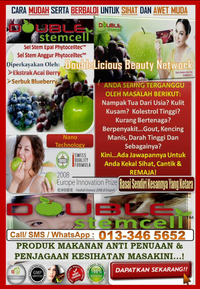 Double Stemcell Phytoscience Malaysia